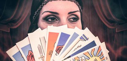 Distribución e interpretación de las cartas del Tarot